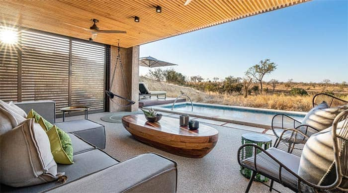 Special offer at Sabi Sabi - Pay 3 stay 4