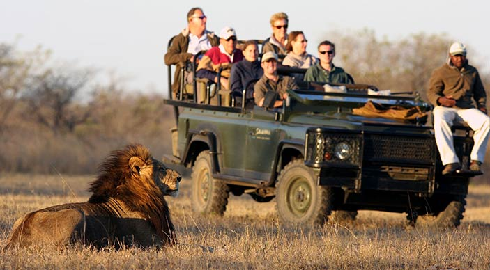 Special offer for Savanna Game Lodge - Pay 3 stay 4