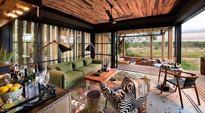 Honeymoon special offer for $Beyond Tengile River Lodge - Bride pays 50% less