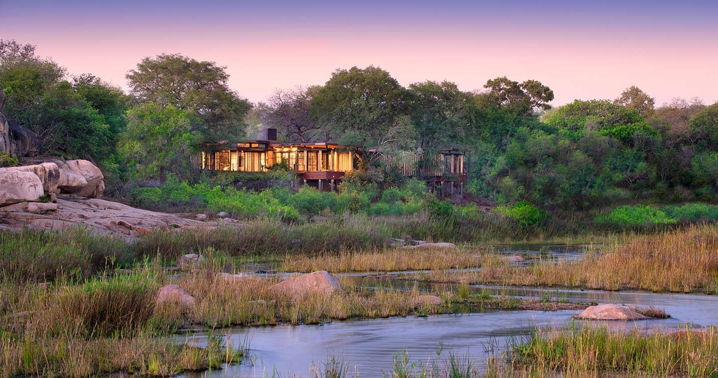 AndBeyond Tengile River Lodge in Sabi Sands