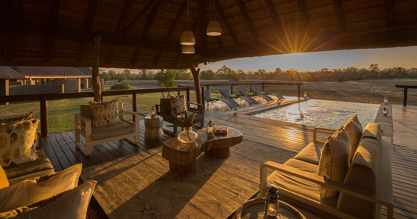 Enjoy a luxury safari holday at Arathusa Lodge