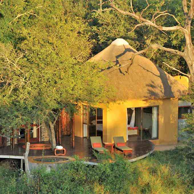 View Djuma Game Reserve information