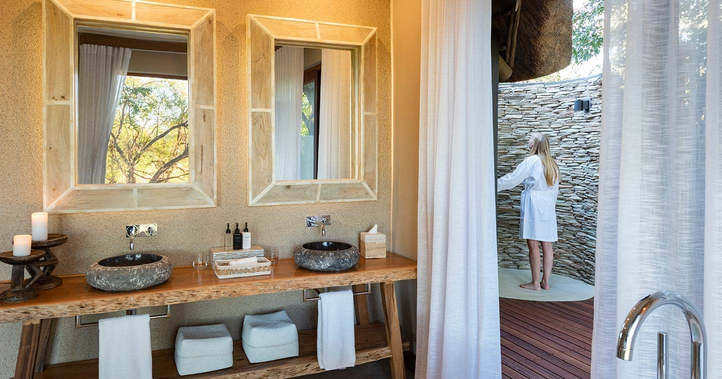 Luxury safari in South Africa at Dulini River Lodge