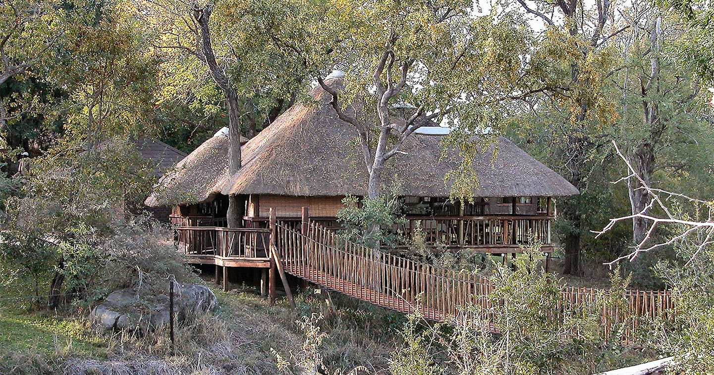 Idube Game Lodge in Sabi Sands