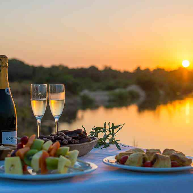 View Inyati Safari Lodge in Sabi Sands Game Reserve