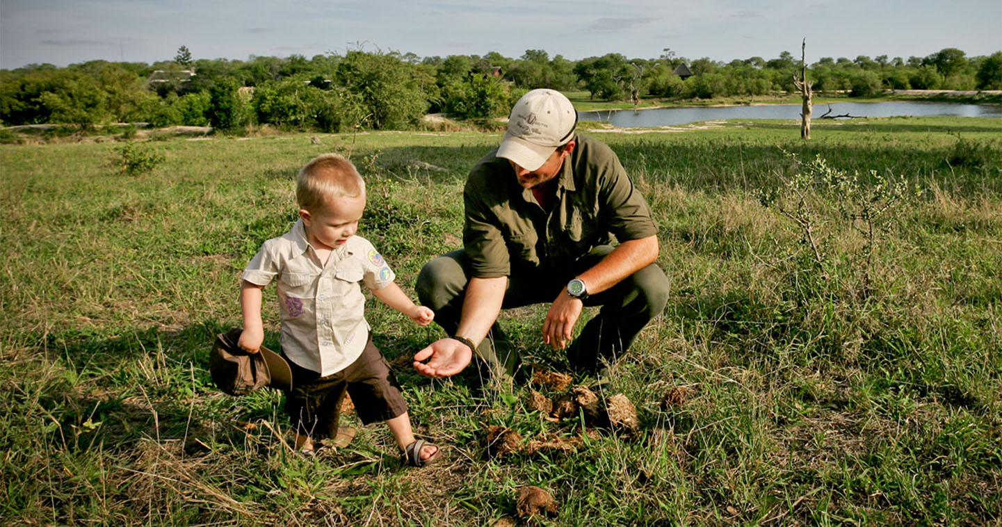Child friendly safari at Chitwa Chitwa in Sabi Sands