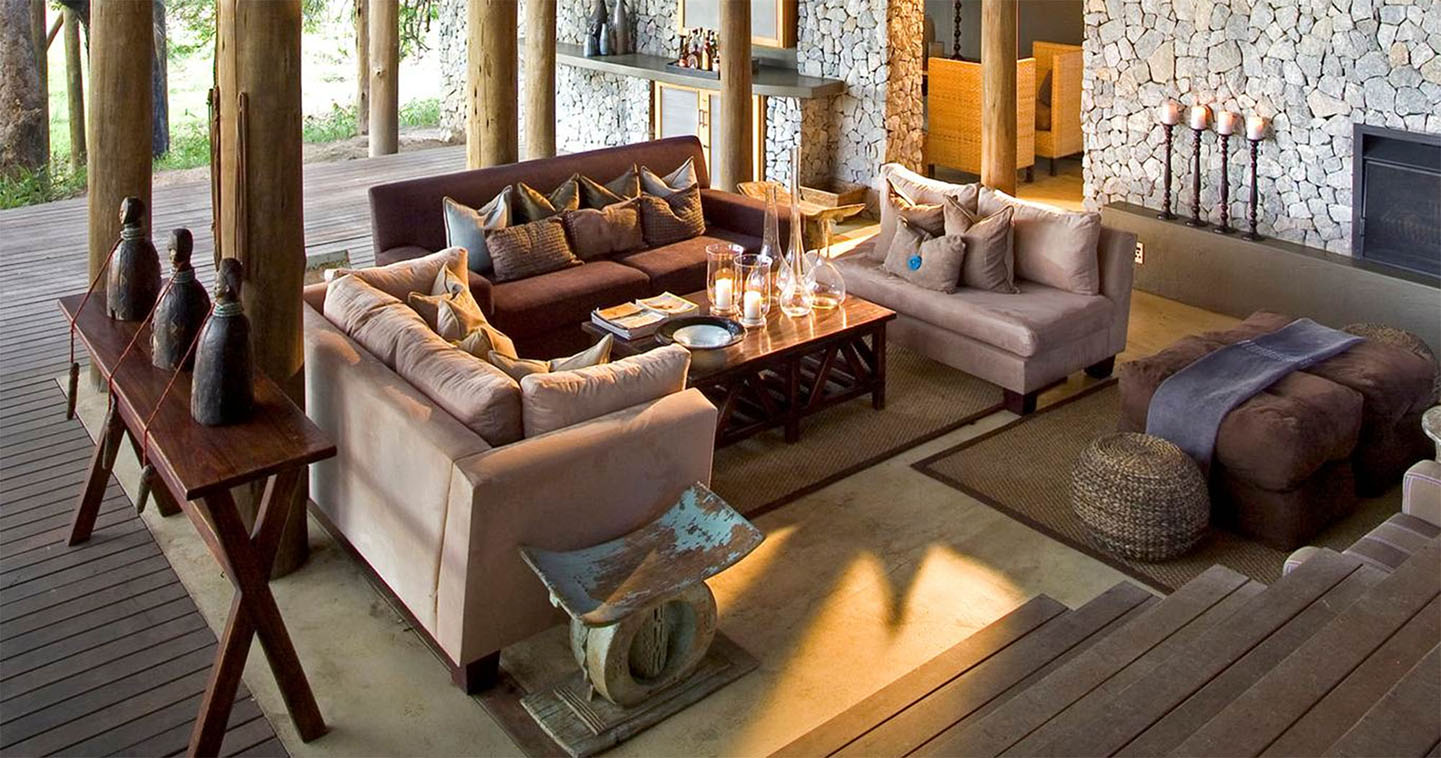 Leadwood Lodge in South Africa