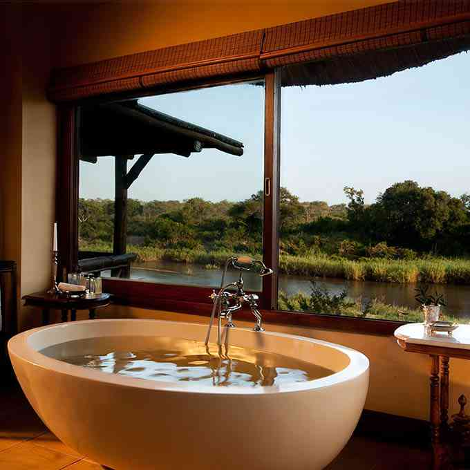 View Lion Sands Game Reserve in Sabi Sands Game Reserve