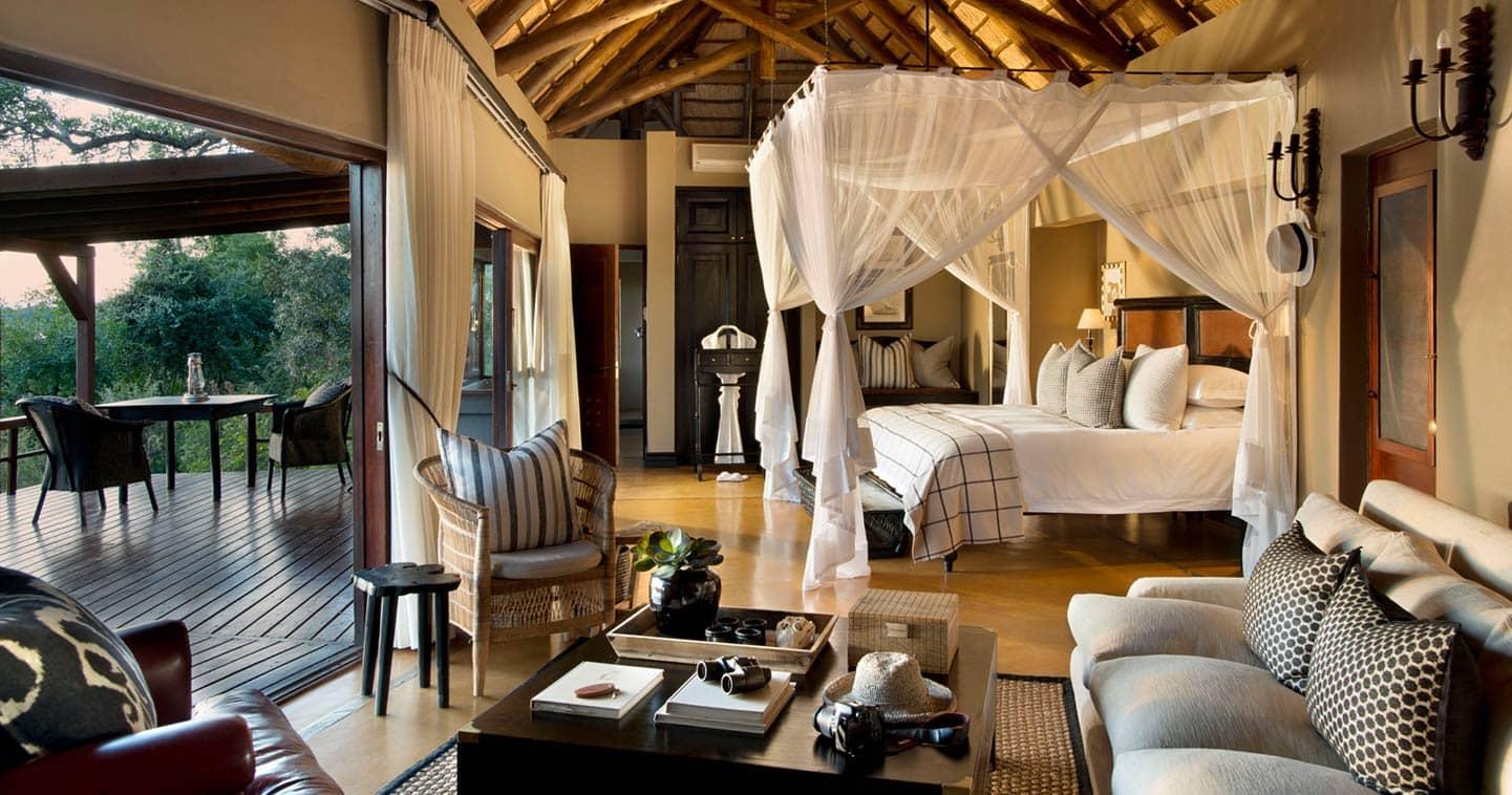 Lion Sands Tinga Lodge In Sabi Sands Game Reserve Kruger