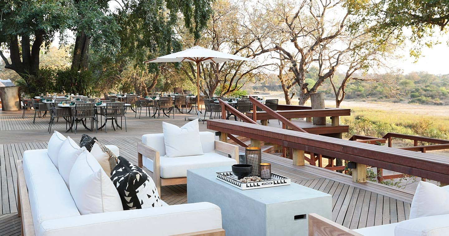 Enjoy a Kruger safari in Mala Mala Main Camp
