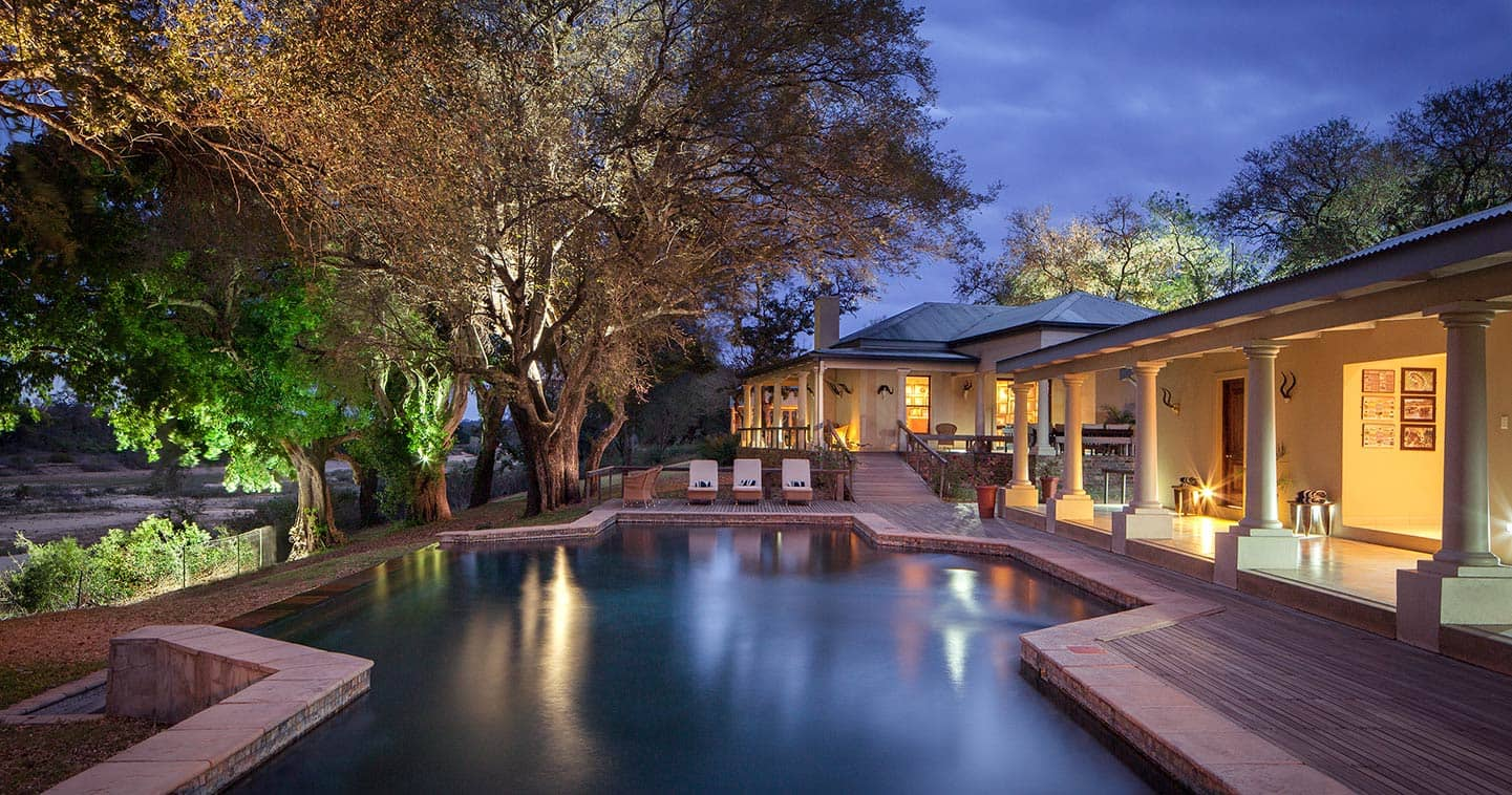 Mala Mala Rattray's Lodge for a Kruger safari