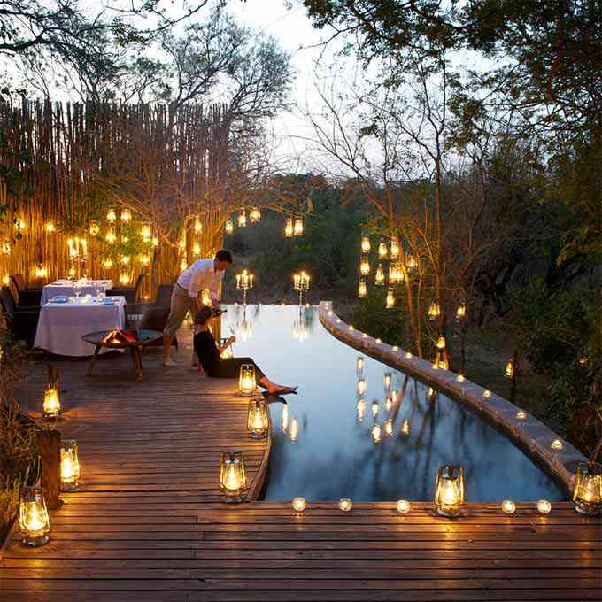 Londolozi Game Reserve In Sabi Sands Game Reserve For The