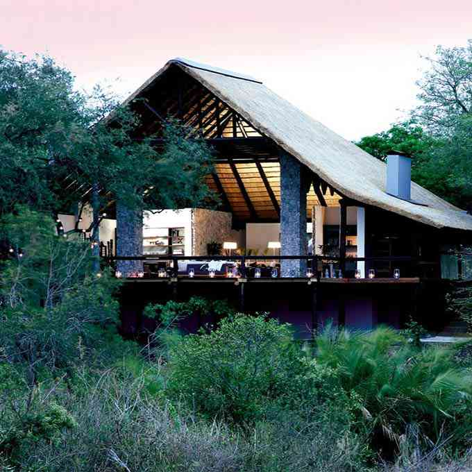 View Londolozi Game Reserve in Sabi Sands Game Reserve