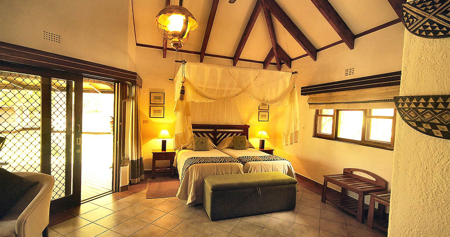Idube Lodge luxury bedroom in Sabi Sands