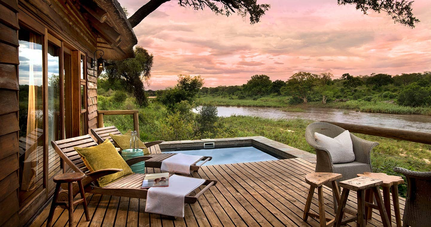 Lion Sands Narina Lodge for a luxury safari in Kruger
