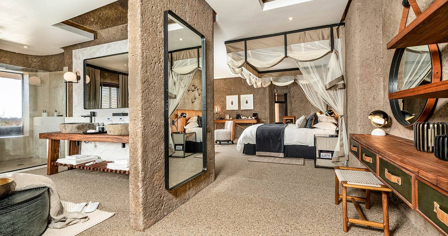 Ultimate luxury in Sabi Sands at Earth Lodge