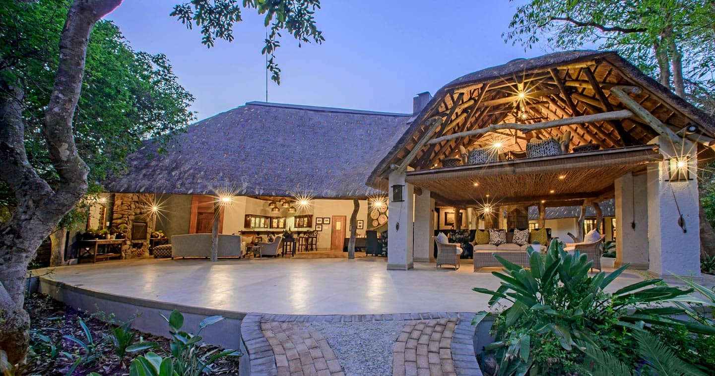 Enjoy a luxury safari in Sabi Sands when staying at Savanna Lodge