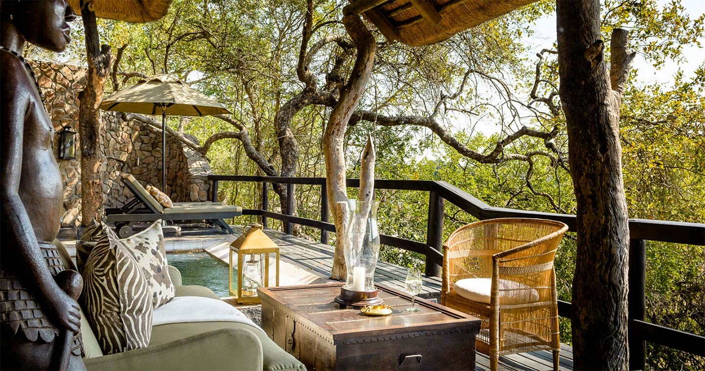 Pure luxury at Singita Ebony in Sabi Sands
