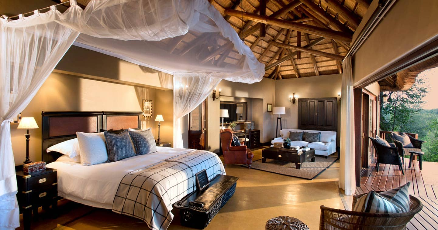 Luxury at Tinga Lodge in Kruger National Park
