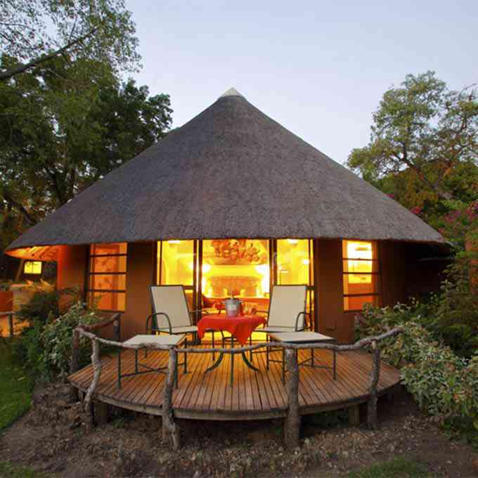 View Mala Mala Game Reserve information
