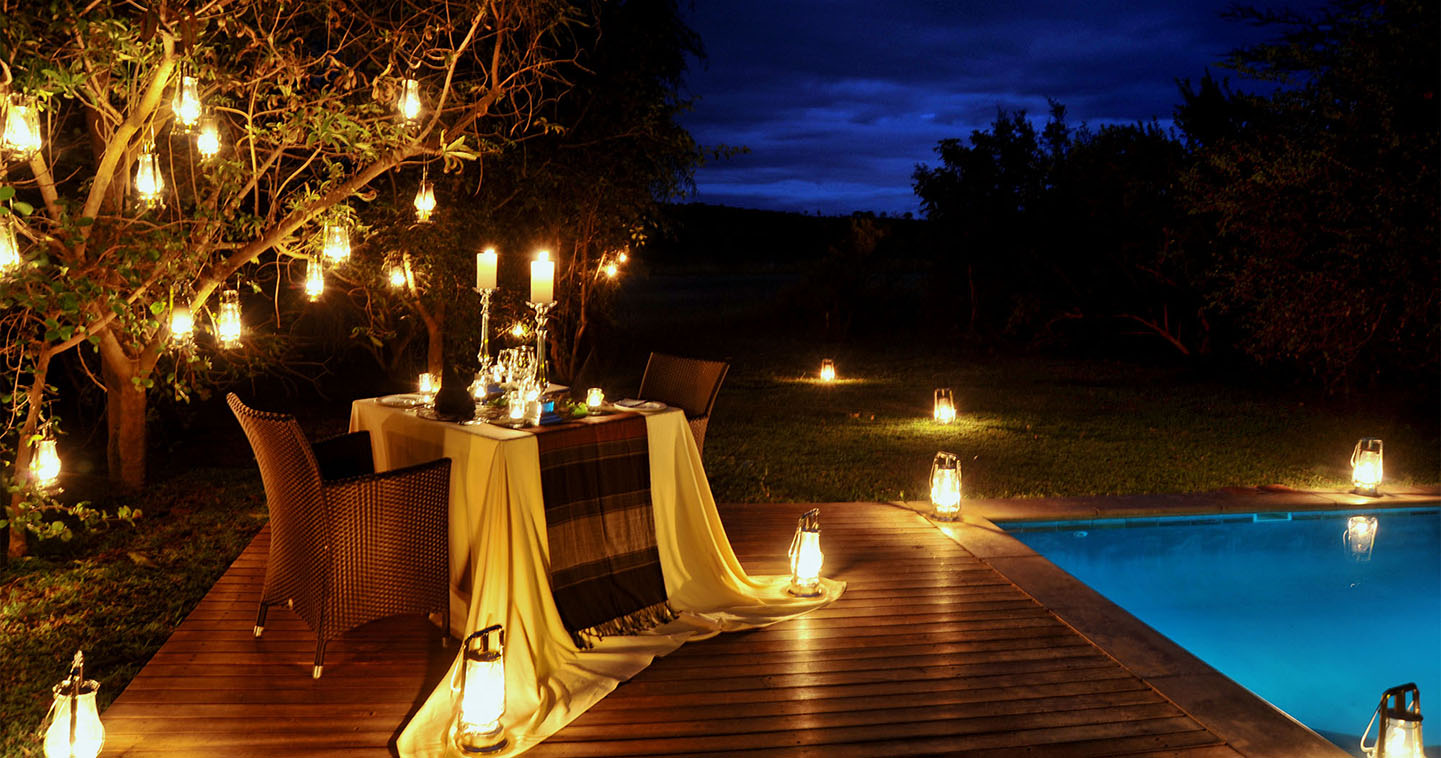 Romantic South Africa safari at Savanna