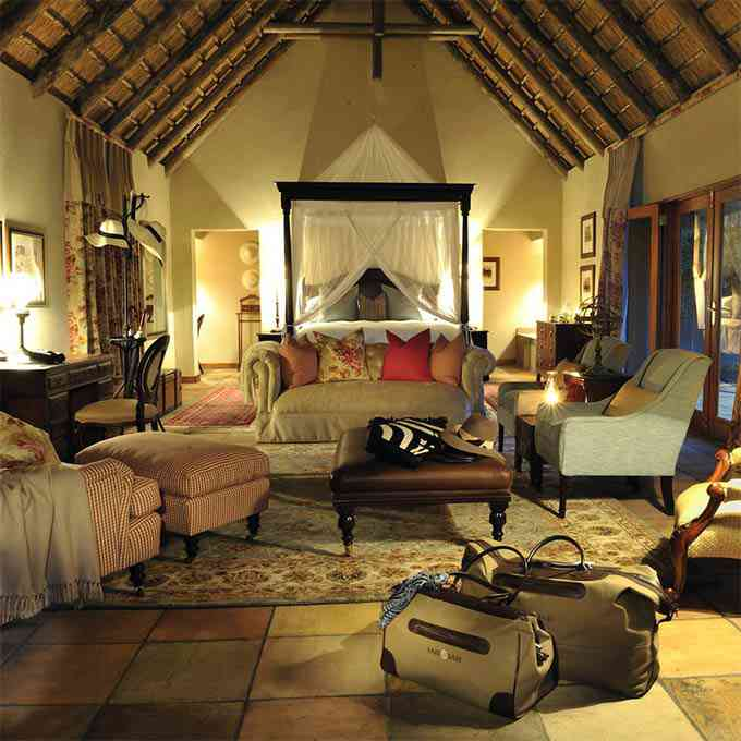 Sabi Sabi Game Reserve In Sabi Sands Game Reserve For The