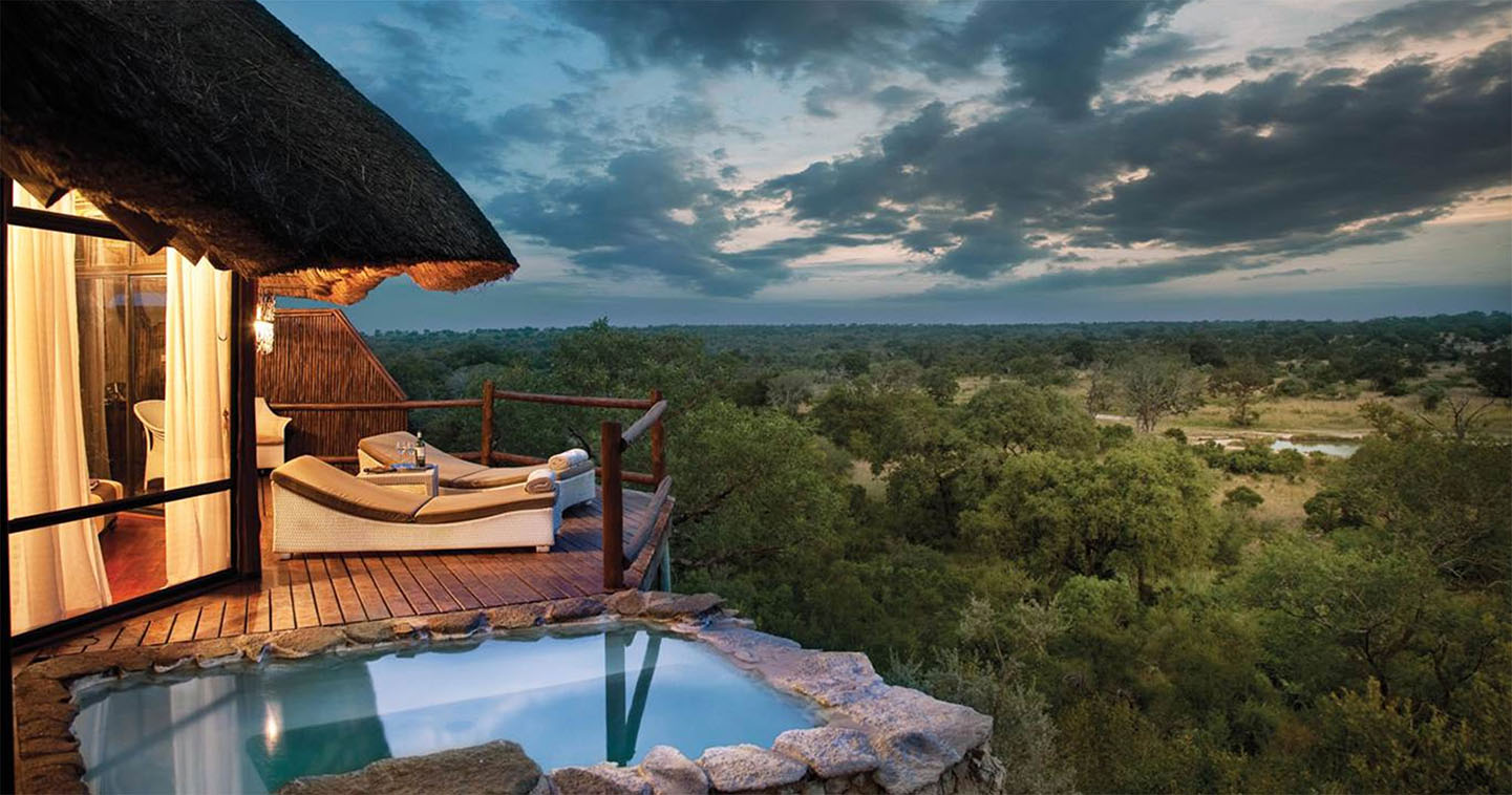 Leopard Hills Lodge in Sabi Sands