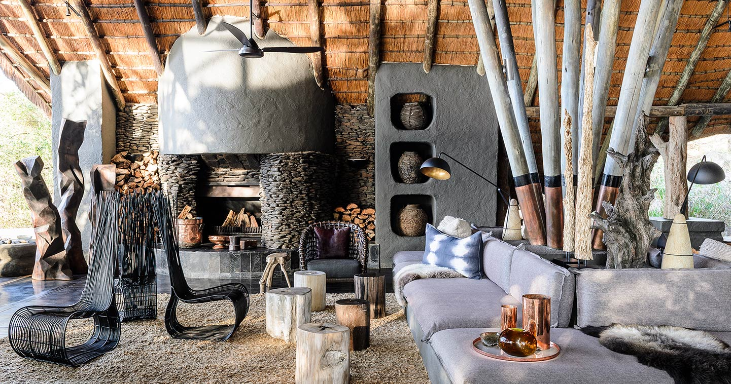 Singita boulders lodge in sabi sands game reserve kruger for Interieur definition