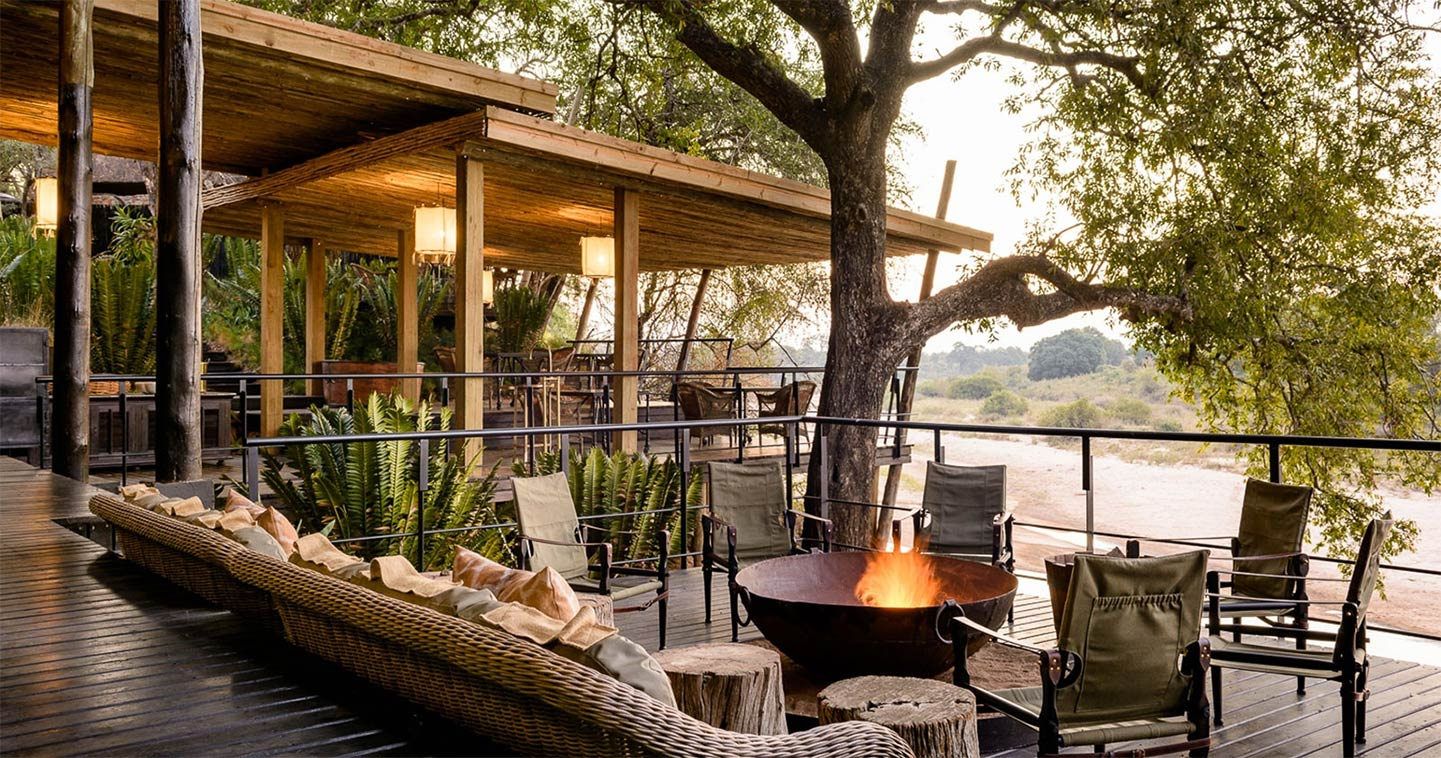 Sabi Sands Singita Ebony safari