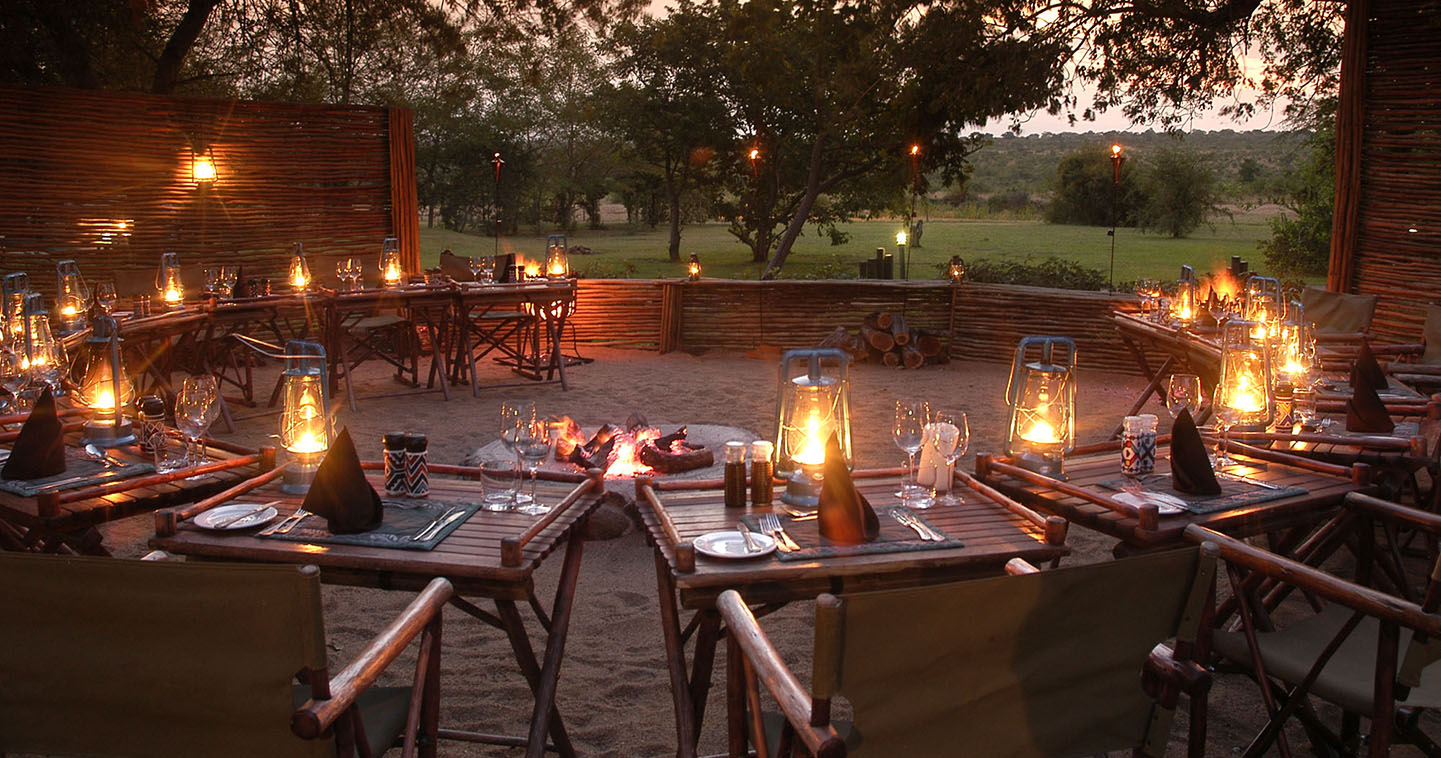 Savanna Lodge in Sabi Sands Game Reserve