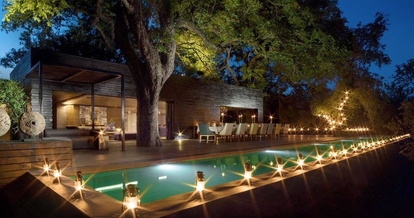 Silvan Safari Lodge in South Africa