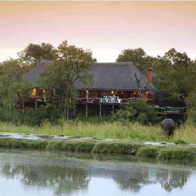 View Simbambili Game Lodge