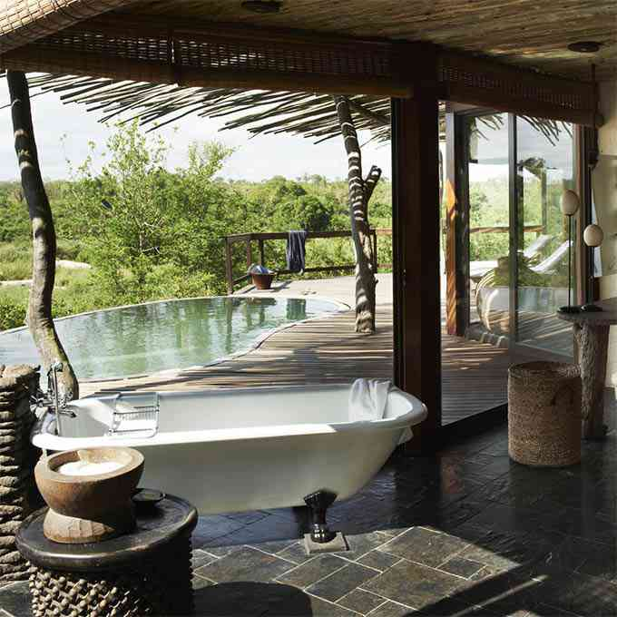 Singita Game Reserve In Sabi Sands Game Reserve For The Ultimate - Singita-luxury-african-game-reserve