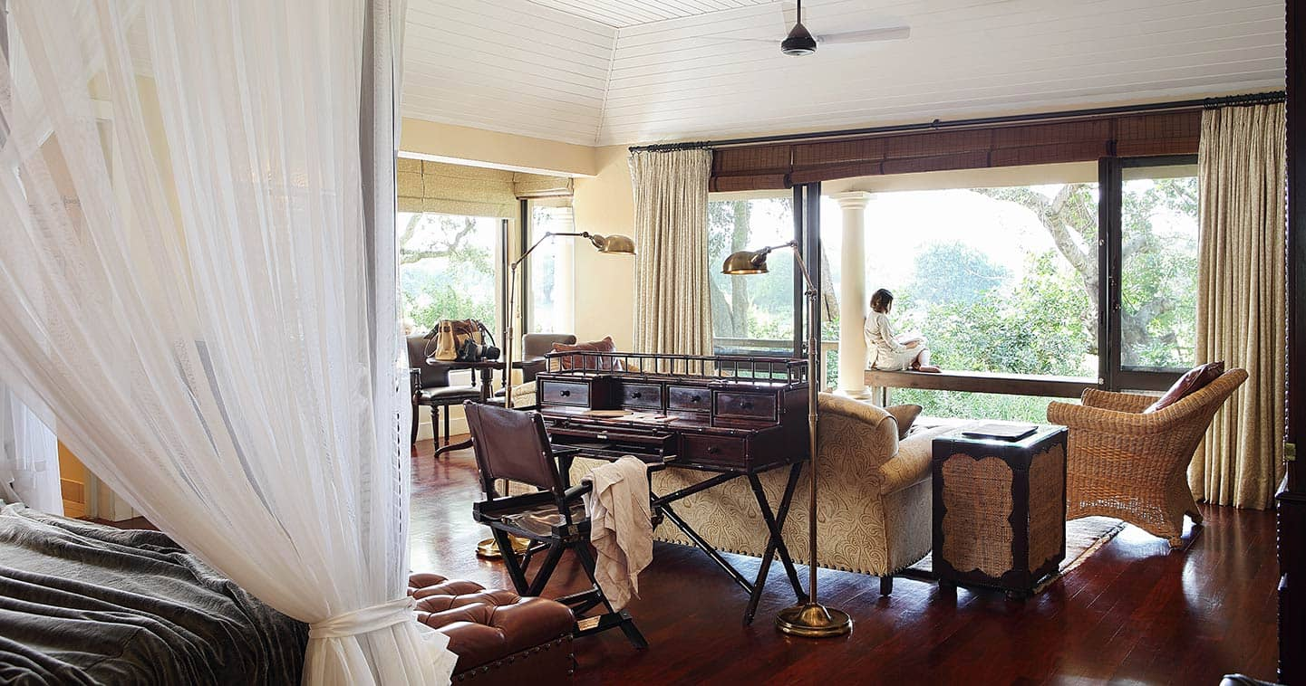 Luxury suite at Ratrray's MalaMala