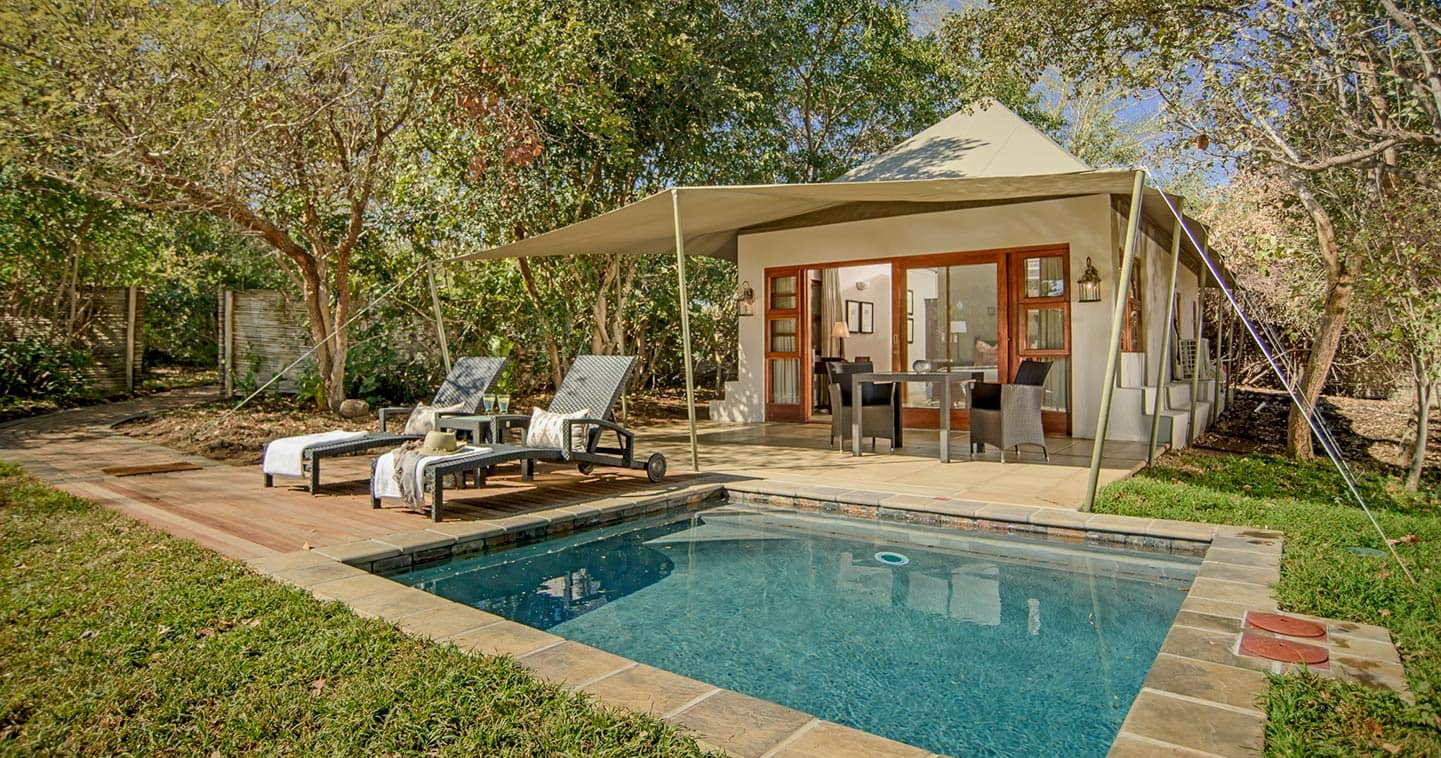 ... A Suite At Savanna Lodge In South Africa; Savanna Lodge In Sabi Sands Game  Reserve ...
