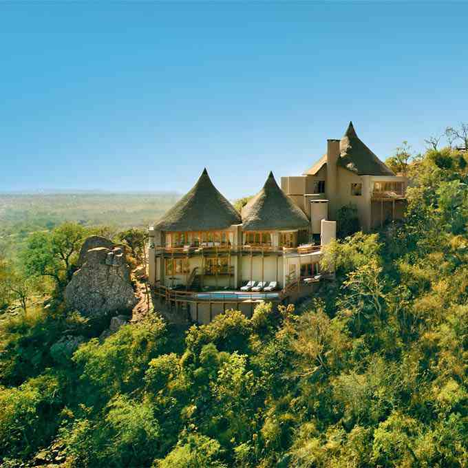 View Ulusaba Rock Lodge information