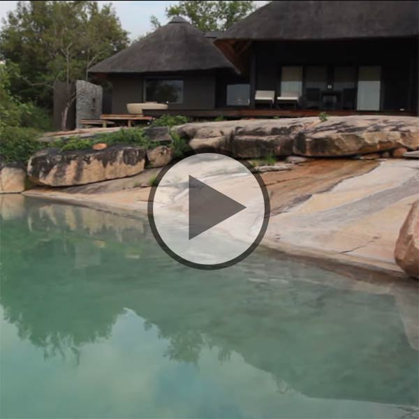 Londolozi Private Granite Suites video
