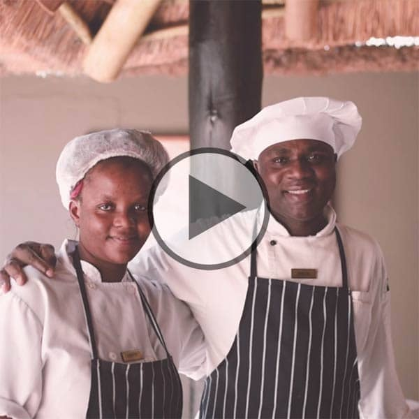 Sabi Sabi Bush Lodge video